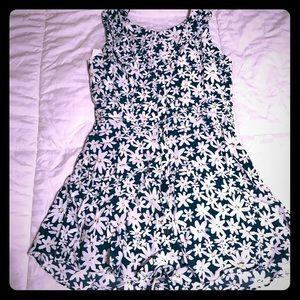 New floral romper dress from Zara